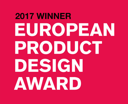 Press kit | 2234-02 - Press release | Dubai based Designer Niko Kapa wins Top Prize at European Product Design Awards - Studio Niko Kapa - Industrial Design - EPDA - Photo credit:  European Product Design Awards