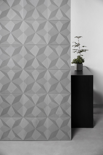 Press kit | 2459-01 - Press release | Concrete Wall Decoration Tiles - Shadow - Bentu Culture and Development Co., Ltd - Product -  BENTU's Concrete Wall Decoration Tiles 'Shadow' has awarded 'Best of the Best'  - Photo credit:  BENTU(www.bentudesign.com)