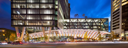 Press kit | 1615-04 - Press release | IESBC Announces the 2017 'Vision Award' Recipients - IESBC - Lighting Design -   TELUS Garden - IESBC Award of Excellence for Energy & Environmental Lighting Design<br>  - Photo credit:   Westbank Corp