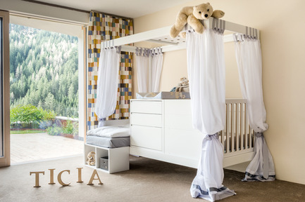 Press kit | 2473-01 - Press release | TICIA The Growing Bed - Complojer for kids - Product - Ticia the ideal solution for children of different age - Photo credit: complojer