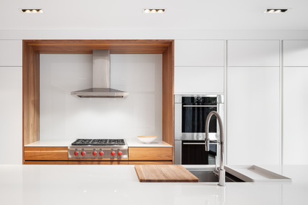 Press kit | 2153-02 - Press release | Sub-Zero and Wolf Announce 2015-2016 Kitchen Design Contest Finalists - Sub-Zero & Wolf - Competition -  Cuisines Steam - Design: Patrizia Giacomini and Brigitte Boulanger  - Photo credit: Kitchen Design Contests/Sub-Zero Wolf