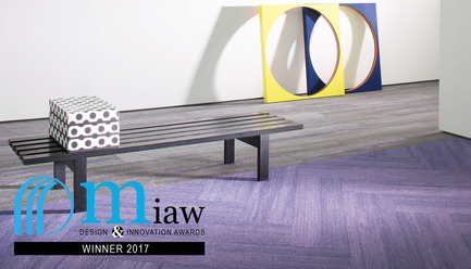 Press kit | 2276-04 - Press release | MIAW 2017: And the Winners Are - ArchiDesignclub by Muuuz - Competition - MILLIKEN - Colour Compositions - Photo credit: (c) muuuz