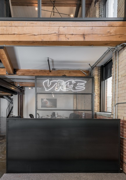 Press kit | 734-03 - Press release | VICE - Martha Franco Architecture & Design/Roker Construction - Commercial Interior Design - Photo credit: Corey Kaminski