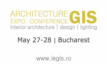 Press kit | 1066-02 - Press release | GIS 2013: Architect Marcel Luchian presents the M House project in Bucharest - ABplus Events & the Order of Architects of Romania - Residential Architecture