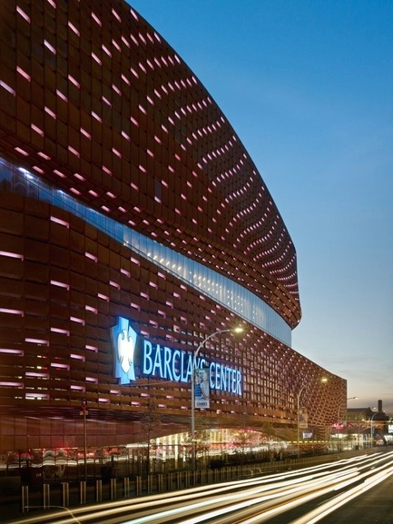 Press kit | 809-08 - Press release | Azure announces the finalists of the third Annual Az Awards - Azure Magazine - Competition - Barclays Center Arenaby SHoP Architects