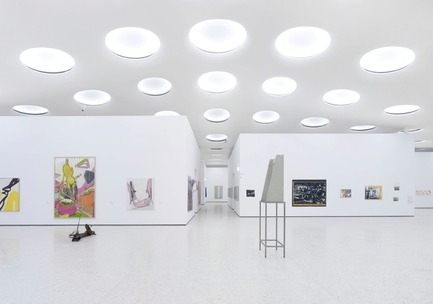Press kit | 809-08 - Press release | Azure announces the finalists of the third Annual Az Awards - Azure Magazine - Competition - Stadel Museum Skylights installationby Tanja Baum_Licht Kunst Licht