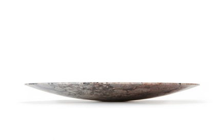 "Press kit | 990-05 - Press release | Out with Marble: KAYIWA Proves That Granite Has Always Been ""In"" - KAYIWA - Product - HAMARA Platter - Orbicular Proto - Photo credit: KAYIWA"