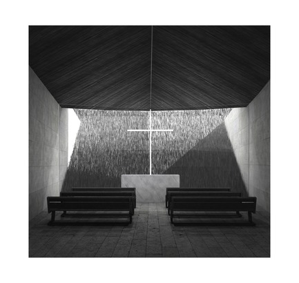 Press kit | 3036-01 - Press release | Our Lady of The Fields - Stanislas Chaillou - Institutional Architecture - Side Chapel - Photo credit: Stanislas Chaillou