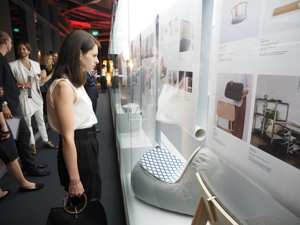 Dossier de presse | 2188-02 - Communiqué de presse | Red Dot Award: Design Concept 2017 Results - Red Dot Award - Industrial Design - Viewing the new galleries at the Red Dot Design Museum Singapore - Crédit photo : Red Dot Award: Design Concept