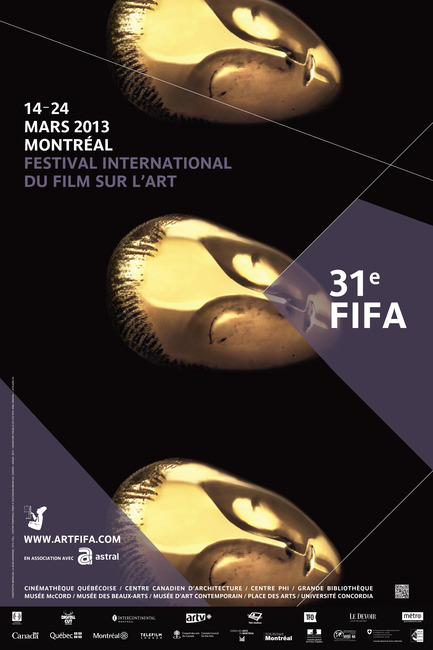 Press kit | 887-02 - Press release | 31st International Festival of Films on Art! - International Festival of Films on Art (FIFA) - Event + Exhibition - Photo credit: FIFA