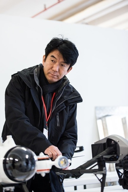 Press kit | 1696-20 - Press release | Red Dot Award: Product Design 2018 – Putting Design to the Test - Red Dot Design Award - Competition - Red Dot juror Hideshi Hamaguchi<br> - Photo credit: Red Dot<br>