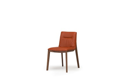 Press kit | 2998-01 - Press release | Conde House to Showcase Breadth of New Products and Design Options at Design San Francisco 2018 - Conde House - Residential Interior Design - CHALLENGE Armless Chair (soft type) - Photo credit: Conde House
