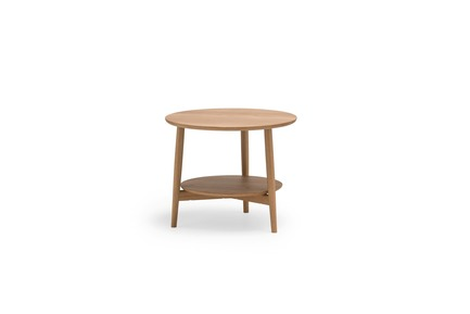 "Press kit | 2998-01 - Press release | Conde House to Showcase Breadth of New Products and Design Options at Design San Francisco 2018 - Conde House - Residential Interior Design - KAMUY 23""dia Side Table - Photo credit: Conde House"