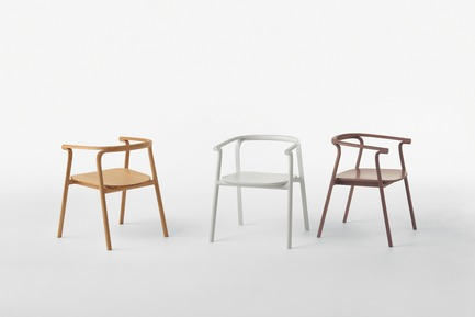 Press kit | 2998-02 - Press release | Conde House Celebrates 50 Years of Fine Furniture Craftsmanship - Conde House - Product -  Splinter Chairs   - Photo credit: Conde House