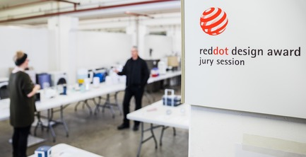 Press kit | 1696-21 - Press release | The Winners of the Red Dot Award: Product Design 2018 Have Been Chosen - Red Dot Design Award - Competition - During the jury session, 39 experts assessed the design quality of the entered products<br> - Photo credit: Red Dot<br>
