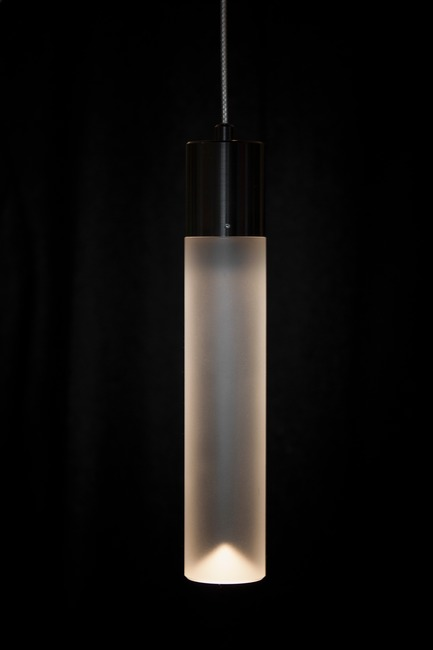 Dossier de presse | 2024-01 - Communiqué de presse | Canadian Lighting Company Archilume Unveils Three New LED Luminaire Lines at  ICFF May 20-23, 2018 - Archilume - Lighting Design - A new satin translucent frosted lens option is available for Balance, Alto, and Aura as well as for Archilume's original luminaire.  - Crédit photo : Archilume