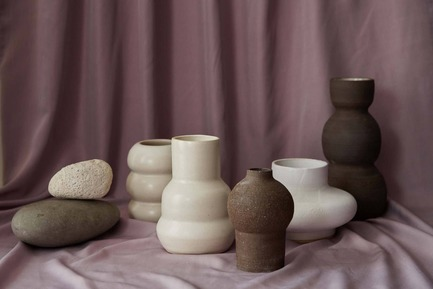 Dossier de presse | 2178-01 - Communiqué de presse | London Design Fair 2018: Guest Country, Material of the Year & Design from all Corners of the Globe - London Design Fair - Event + Exhibition - Bikis Ceramics - British Craft Pavilion - London Design Fair - Crédit photo : Bikis Ceramics