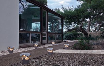 Dossier de presse | 3342-01 - Communiqué de presse | Bover Launches Its Outdoor Collection - Bover Barcelona - Lighting Design - Cornet by Alex Fernández Camps - Crédit photo : Bover Barcelona