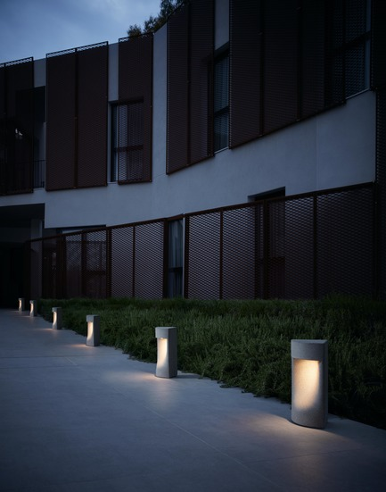 Dossier de presse | 3342-01 - Communiqué de presse | Bover Launches Its Outdoor Collection - Bover Barcelona - Lighting Design - Moai by Gonzalo Milà - Crédit photo : Bover Barcelona