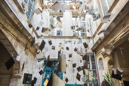 Press kit | 982-41 - Press release | Retour sur le Festival des Architectures Vives 2018 - Association Champ Libre - Festival des Architectures Vives (FAV) - Évènement + Exposition - Miroirs Miroirs - Photo credit: ©photoarchitecture