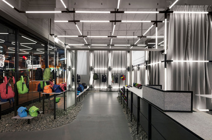 Press kit | 1080-02 - Press release | International Awards shortlist announced - INSIDE: World Festival of Interiors - Competition - Crumpler Prahran, Australia<br>by Russell & George