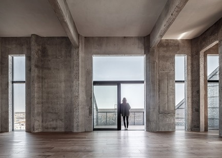 Press kit | 809-23 - Press release | AZURE Announces the Winners of the 2018 AZ Awards - AZURE - Competition - 2018 AZ Awards  - Best Residential Architecture, Multi-Unit<br>COBE: The Silo, Copenhagen, Denmark<br> - Photo credit: AZURE