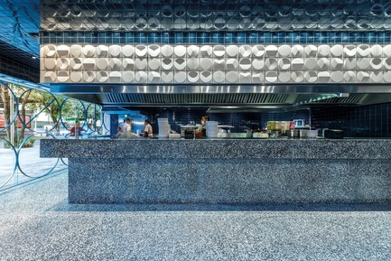 Press kit | 809-23 - Press release | AZURE Announces the Winners of the 2018 AZ Awards - AZURE - Competition - 2018 AZ Awards - Best Institutional & Commercial Interior<br>Esrawe Studio: El Califa, Mexico City, Mexico - Photo credit: AZURE