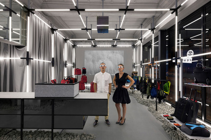 Press kit | 1080-02 - Press release | International Awards shortlist announced - INSIDE: World Festival of Interiors - Competition - Crumpler Prahran, Australia<br>by Russell & George<br>