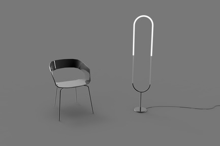 Dossier de presse | 1895-07 - Communiqué de presse | L A M P Winners Announced for 2018 Annual International Lighting Design Competition - L A M P (Lighting Architecture Movement Project) - Competition -  Student runner-up ~ Arch by Noah Howells from Boone, North Carolina, USA   - Crédit photo : LAMP