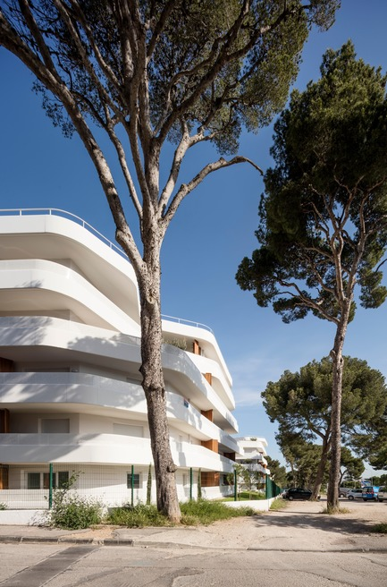 "Dossier de presse | 1151-06 - Communiqué de presse | ""La Crique"" Project - PietriArchitectes - Residential Architecture - La Crique, Marseille - PietriArchitectes - Crédit photo : ©Luc Boegly"