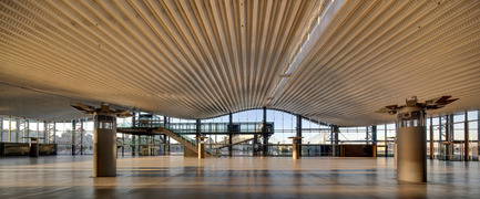 Press kit | 1080-02 - Press release | International Awards shortlist announced - INSIDE: World Festival of Interiors - Competition - Sydney Cruise Terminal, Australia<br>by Johnson Pilton Walker Architects, Johnson Pilton Walker<br>