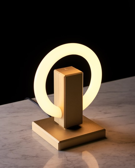 Press kit | 3412-02 - Press release | Karice, Award Winning Designer Unveils its Latest Luminaire - Olah Table Lamp - Karice Enterprises Ltd. - Product - Olah Table Lamp - Studio photo - Photo credit: Jordan N. Dery