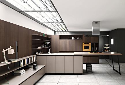 Dossier de presse | 1045-01 - Communiqué de presse | Les cuisines Cesar ont désormais leur point de vente à Montréal - Pure Cuisines - Design industriel - KALEA - Crédit photo : Pure Cuisines