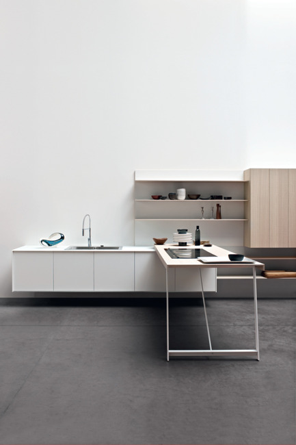Press kit | 1045-01 - Press release | Cesar kitchens now have their point of sale in Montreal - Pure Cuisines + mobilier européens - Industrial Design - KALEA - Photo credit: Pure Cuisines