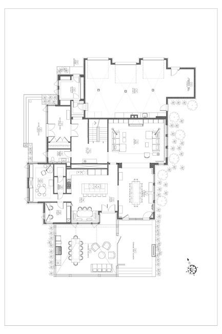 Dossier de presse | 625-13 - Communiqué de presse | La Maison du Boisé - Desjardins Bherer - Design d'intérieur résidentiel - CE PROJET COMPORTE DES RESTRICTIONS DE PUBLICATION, MERCI DE CONTACTER CAROLINE POUR ACCÉDER AUX PHOTOS. THIS PROJECT HAS PUBLICATION RESTRICTIONS, PLEASE CONTACT CAROLINE TO ACCESS PHOTOGRAPHS.  csimard@volume2.ca