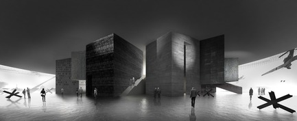 Dossier de presse | 661-48 - Communiqué de presse | World Architecture Festival 2018 – Day Two Winners of International Architectural Awards Announced - World Architecture Festival (WAF) - Competition - The 'Culture - Future Projects' category winners were Studio 44 for their Museum of the Siege of Leningrad, in St Petersburg, Russia. - Crédit photo : Courtesy of World Architecture Festival