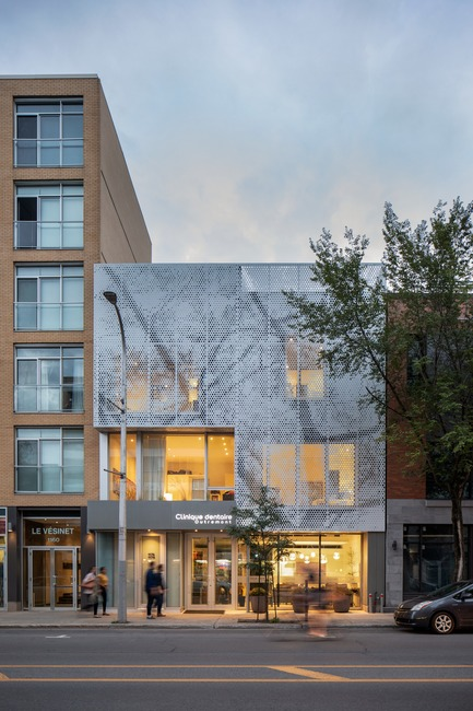 Press kit | 780-05 - Press release | Van Horne - Paul Bernier Architecte - Residential Architecture - Photo credit: Adrien Williams