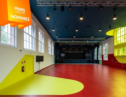 Press kit | 3160-03 - Press release | Announcing the Nominees of the Frame Awards 2019 - Frame - Competition - Best Use of Colour<br> - Photo credit: URBAN CENTER,Out of office