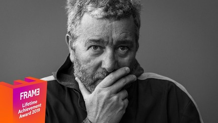 Press kit | 3160-04 - Press release | Frame Awards 2019 Winners Announced - Frame - Competition - Philippe Starck - Photo credit: Lifetime Achievement Award