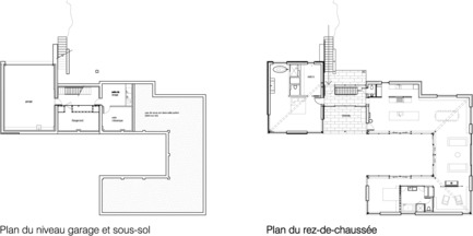 Press kit | 780-02 - Press release | Bromont House - Paul Bernier Architecte - Residential Architecture