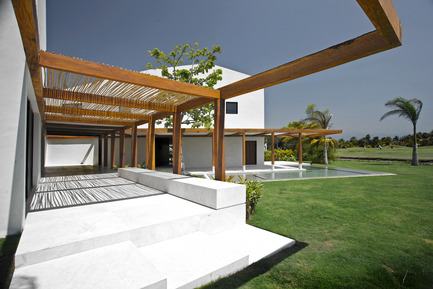 Press kit | 1005-01 - Press release | SC PTV | HOUSE - Luis Aldrete | arquitectos - Residential Architecture - Photo credit: Paco Pérez Arriaga