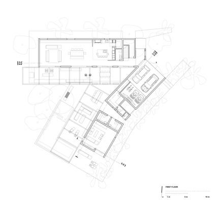 Dossier de presse | 1005-01 - Communiqué de presse | SC PTV | HOUSE - Luis Aldrete | arquitectos - Architecture résidentielle