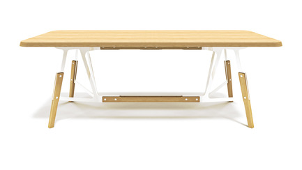 Press kit | 996-01 - Press release | The STAMMTISCH table - Quodes - Product - Photo credit: Nicole Marnati