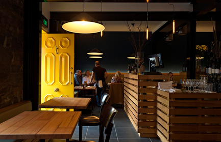 Press kit | 998-01 - Press release | Hell of the North - SMLWRLD - Commercial Interior Design - Photo credit: Peter Bennetts