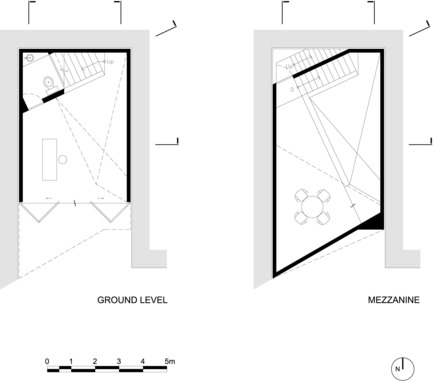 Press kit | 980-01 - Press release | Mini-Studio - FRENTE arquitectura - Residential Architecture