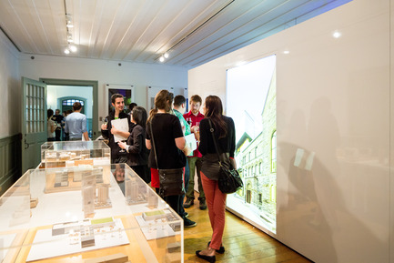 Press kit | 952-01 - Press release | Socially engaged architecture - Provencher_Roy - Event + Exhibition - Photo credit: OBBS