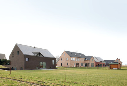 Press kit | 955-01 - Press release | Habitation TSL - adn architectures - Residential Architecture - Photo credit: Filip Dujardin