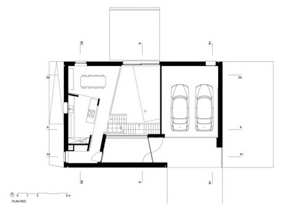 Press kit | 955-01 - Press release | Habitation TSL - adn architectures - Residential Architecture