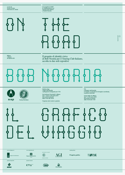 Press kit | 953-01 - Press release | On the road - Alessandro Costariol - Graphic Design - Photo credit: Claudia Gianvenuti
