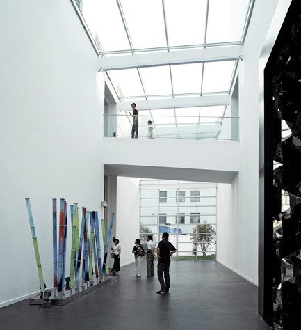 Press kit | 944-01 - Press release | Shanghai Museum of Glass - Logon - Institutional Architecture - Photo credit: diephotodesigner.de, Berlin/Germany